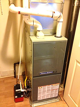 American Standard Furnace Replacement
